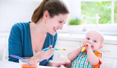 Bebeklerde Yeme Alışkanlığı