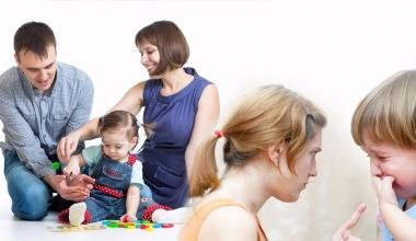 Anne ve Baba Tutumları Nasıl Olmalı?